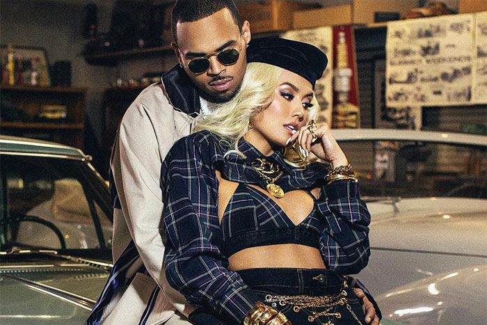Kolaborasi Dengan Chris Brown, Agnes Mo Tembus 2 Chart Billboard