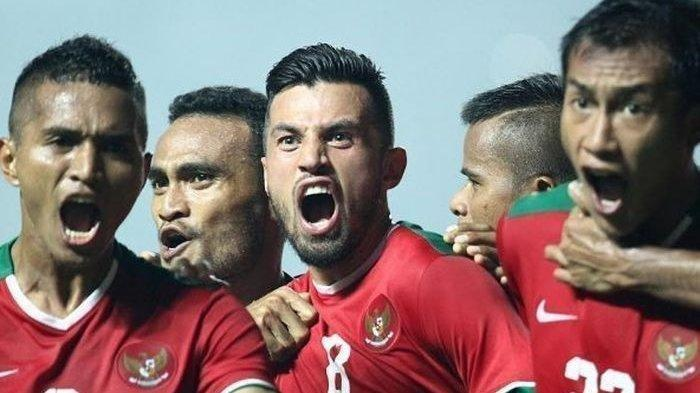 Persiapan Timnas Indonesia vs Thailand di AFF 2018