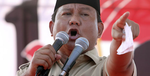 Viral Video: Saat Prabowo Kritik Media